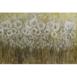 Mariola Świgulska, 1961, Rozświetlone słońcem z cyklu Zauroczona dmuchawcami, 2018