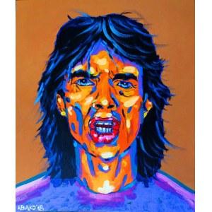 Abako, 1958, Mick Jagger, 2018