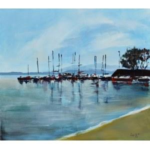 Luiza Los-Pławszewska, 1963, Marina - Jezioro Nyskie, 2018