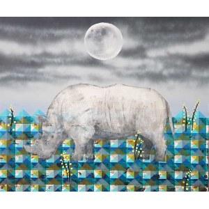 Paulina Klimas, White Rhinoceros, 2018