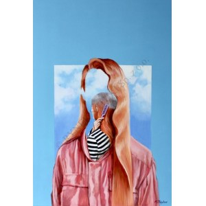 Kamila Majcher, Red hair (2018)