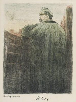 Leopold GOTTLIEB (1879-1934), Marszałek Józef Piłsudski