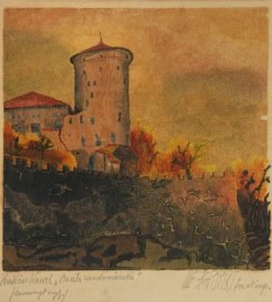 Władysław BIELECKI (1896-1943), Baszta Sandomierska, l. 20.-te XX w.