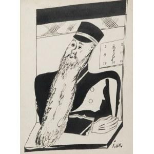 Janusz Maria BRZESKI (1907-1957), Portier z pewnego hotelu, 1931