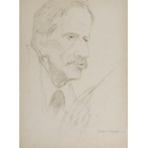 Tadeusz WAŚKOWSKI (1883-1960), Portret artysty