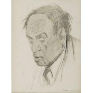 Tadeusz WAŚKOWSKI (1883-1960), Autoportret