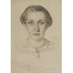 Ignacy WRÓBLEWSKI (1858-1953), Janka, 1918