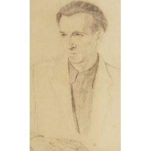 Tadeusz WAŚKOWSKI (1883-1960), Portret mężczyzny