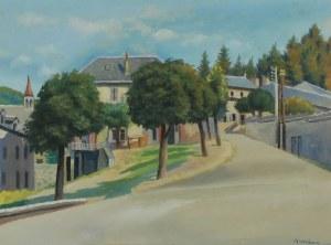 Abraham WEINBAUM (1890-1943), W południe w Condat, 1938