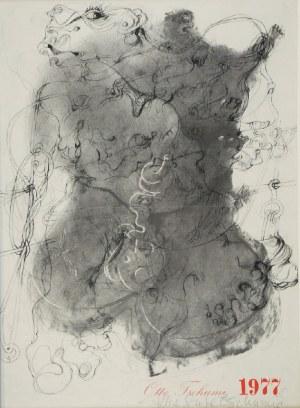 Otto TSCHUMI (1904-1985), Bez tytułu, 1977