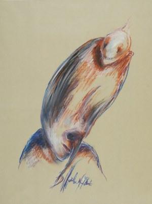 Bożena WAHL (ur. 1932), Fiu bździu w głowie, 1982