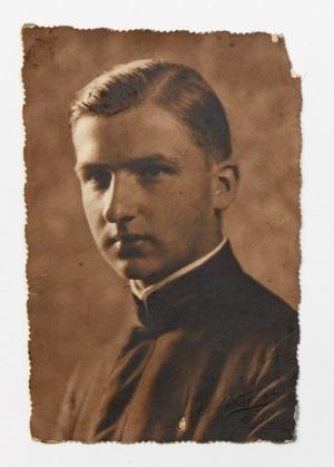 PORTRET MŁODZIEŃCA, 1932