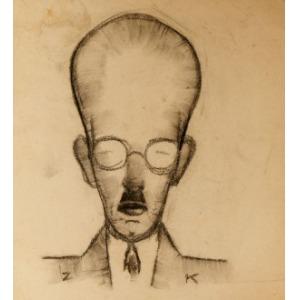 Zbigniew KALISZCZAK, MĘŻCZYZNA, ok. 1930