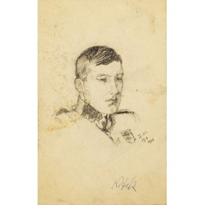 Zbigniew KALISZCZAK, OFICER, 1921