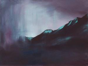 Yuliya Stratovich, Mint fog, 2018