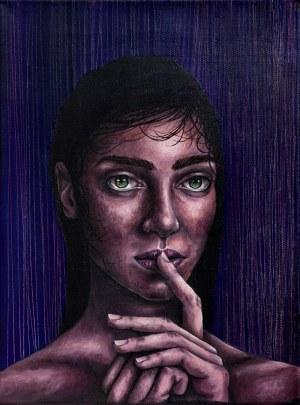 Aneta Biel, Hush, 2018