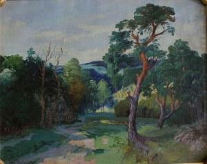 Jan Rubczak (1884-1942), Pejzaż