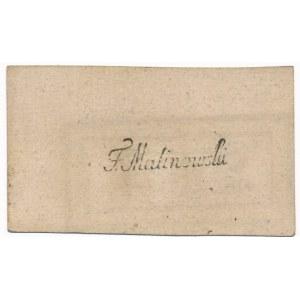 4 złote 1794 (2)(G) - z błędem Uchawła - RZADKI
