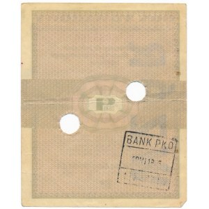 Pewex Bon Towarowy 10 centów 1960 WZÓR numeracja bieżąca