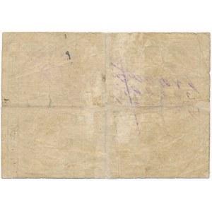 Starogard - Miejska zaliczka 5 marek 1920 - rzadki