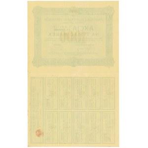 Parowa Cegielnia w Piaskach S.A, Em.1, 1.000 marek 1923