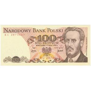 100 złotych 1976 -BC-