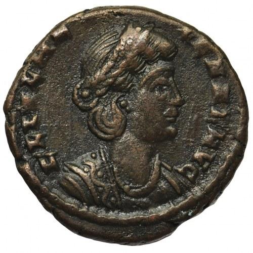 Cesarstwo Rzymskie, Helena jako Augusta (325-329), Follis pośmietny