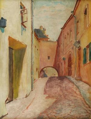 Ignacy PINKAS (1888-1935), Wilno
