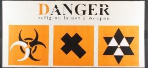 Grupa TWOŻYWO (rok powstania 1995), Danger religion is not a weapon, 2008