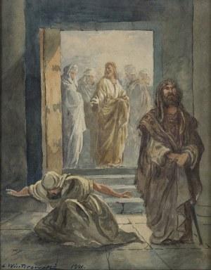 Wintorowski (Winterowski) Leonard, FARYZEUSZ I CELNIK, 1901