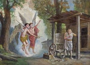 Sypniewski Feliks, ANIOŁOWIE U PIASTA, PO 1890