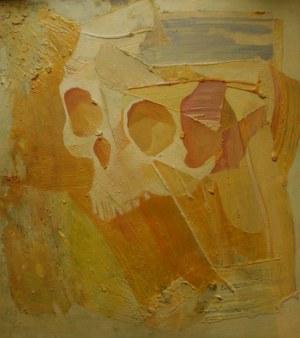 Łukasz Szostkiewicz, Żółta czaszka, 2012