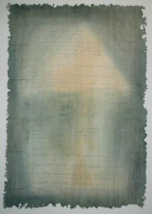 Alina Bloch, Czytanie Biblii, 2001