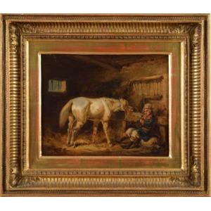 Pillati Henryk (1832-1894) W stajni