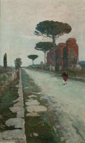 Iwan Trusz, Via Appia