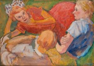 Joachim Weingart, Dziecięca dyskusja
