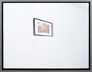Rafał Bujnowski, Bez tytułu, z serii Ściany i obrazy, 2004