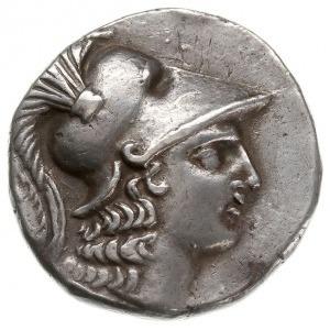 tetradrachma 183-175 pne, Magistrat Kleuch, Aw: Głowa A...