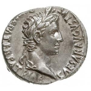 denar 2 pne-4 ne, Lugdunum (Lyon), Aw: Popiersie cesarz...
