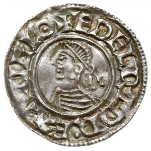 denar typu last small cross 1009-1017, mennica Londyn, ...