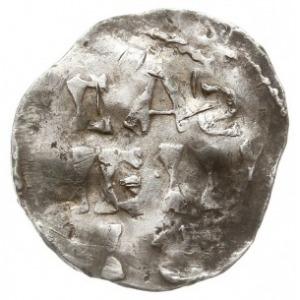 denar z początku XI w., mennica w okolicach Kolonii, Aw...