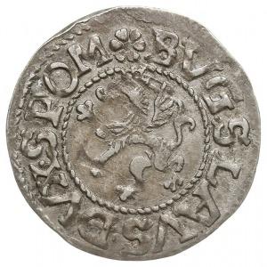 podwójny szeląg, 1621, Darłowo, odmiana z gryfem bez mi...