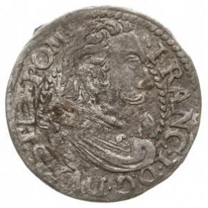 półtorak (Reichsgroschen), 1615, Koszalin, Aw: Popiersi...