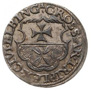 trojak 1539, Elbląg, Iger E.39.1.d (R2), delikatna paty...