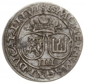 czworak 1565, Wilno, odmiana z mniejszymi cyframi daty,...