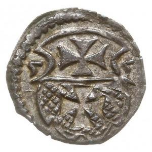 denar 1555, Elbląg, Gum.H. 654, Kop. 7099 (R3), Tyszk. ...