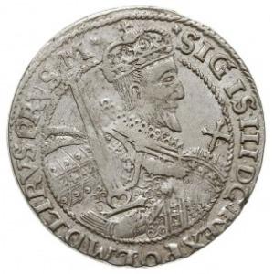 ort 1621, Bydgoszcz, końcówka napisu na awersie PRVS:M,...