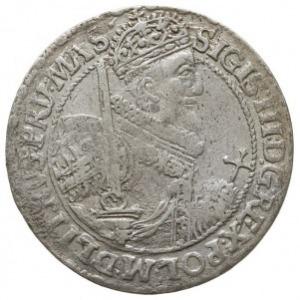 ort 1621, Bydgoszcz, odmiana z napisem SIGIS III, końcó...