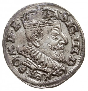trojak 1593, Wilno, data pod Orłem i Pogonią, Iger V.93...