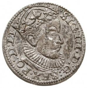 trojak 1589, Ryga, Iger R.89.3.c (R), Gerbaszewski 16, ...